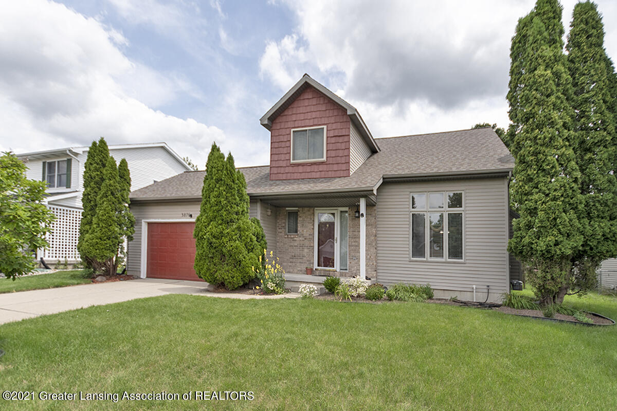 3876 Windy Heights - Front elevation - 1