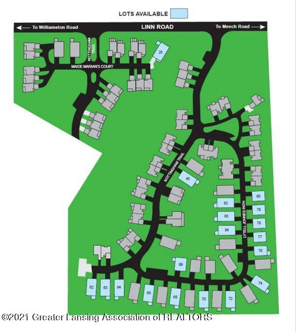 1533 Lytell Johnes  - Site Map - 1