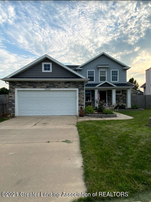 1555 Catalina Dr - Front View - 1