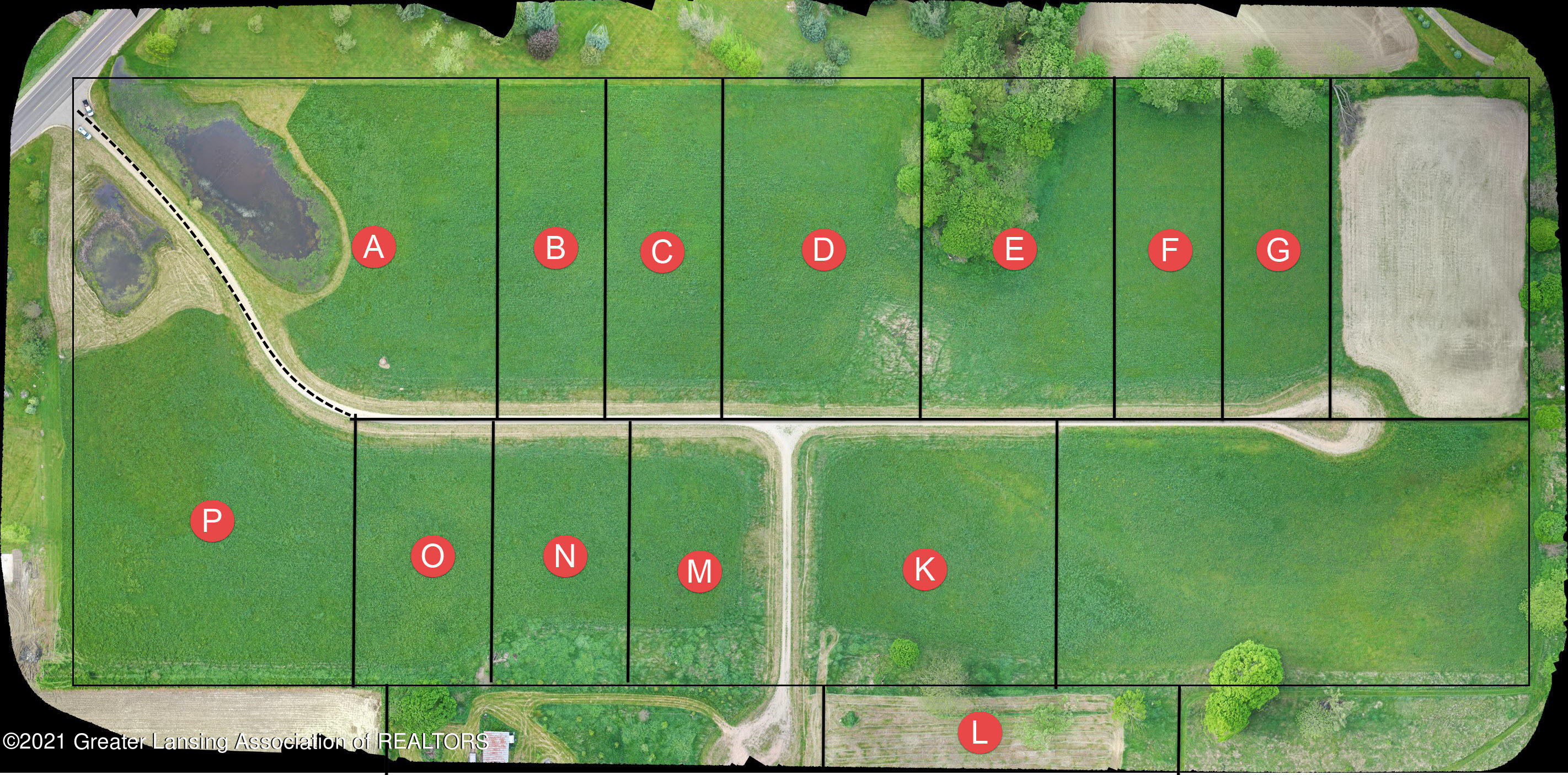 0 Pinebluff Dr., Parcel F - 1 Overview - Pinebluff Estates - 1