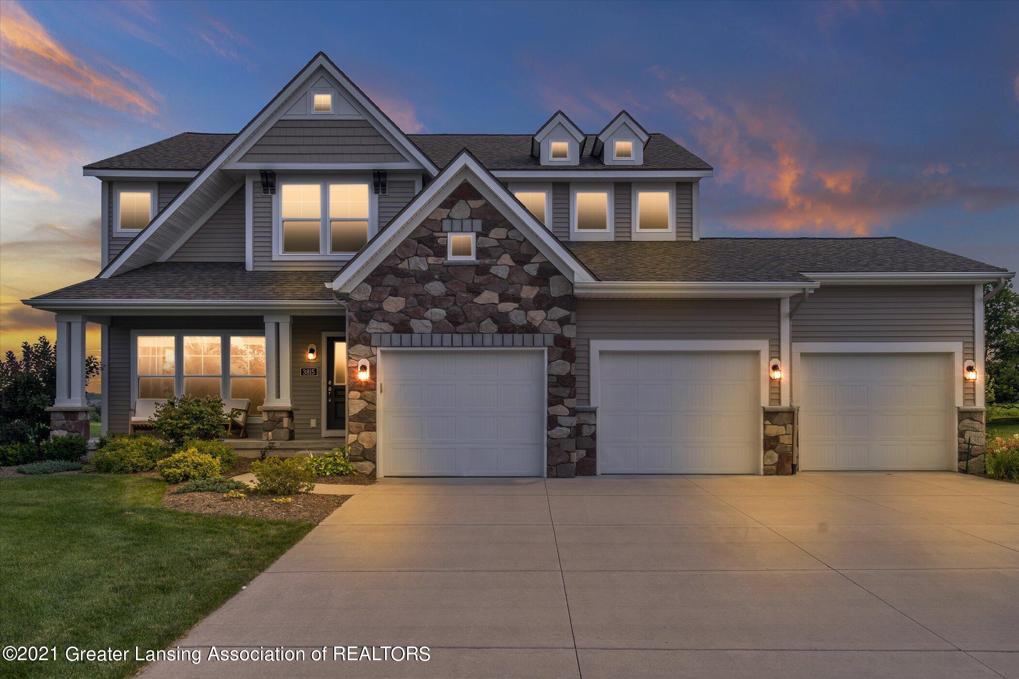 3815 Mesa Verde Blvd - Front of Home - 1