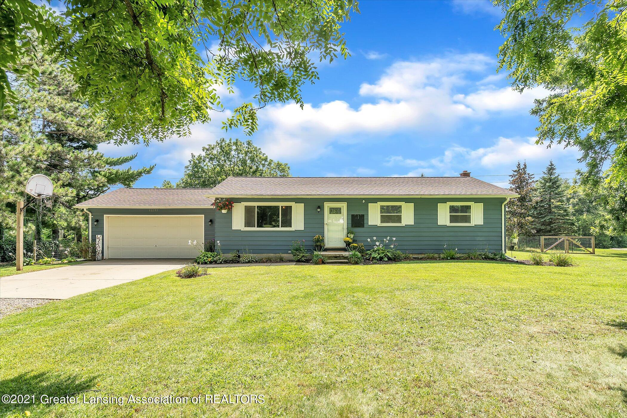 10255 Corcoran Rd - Front - 1