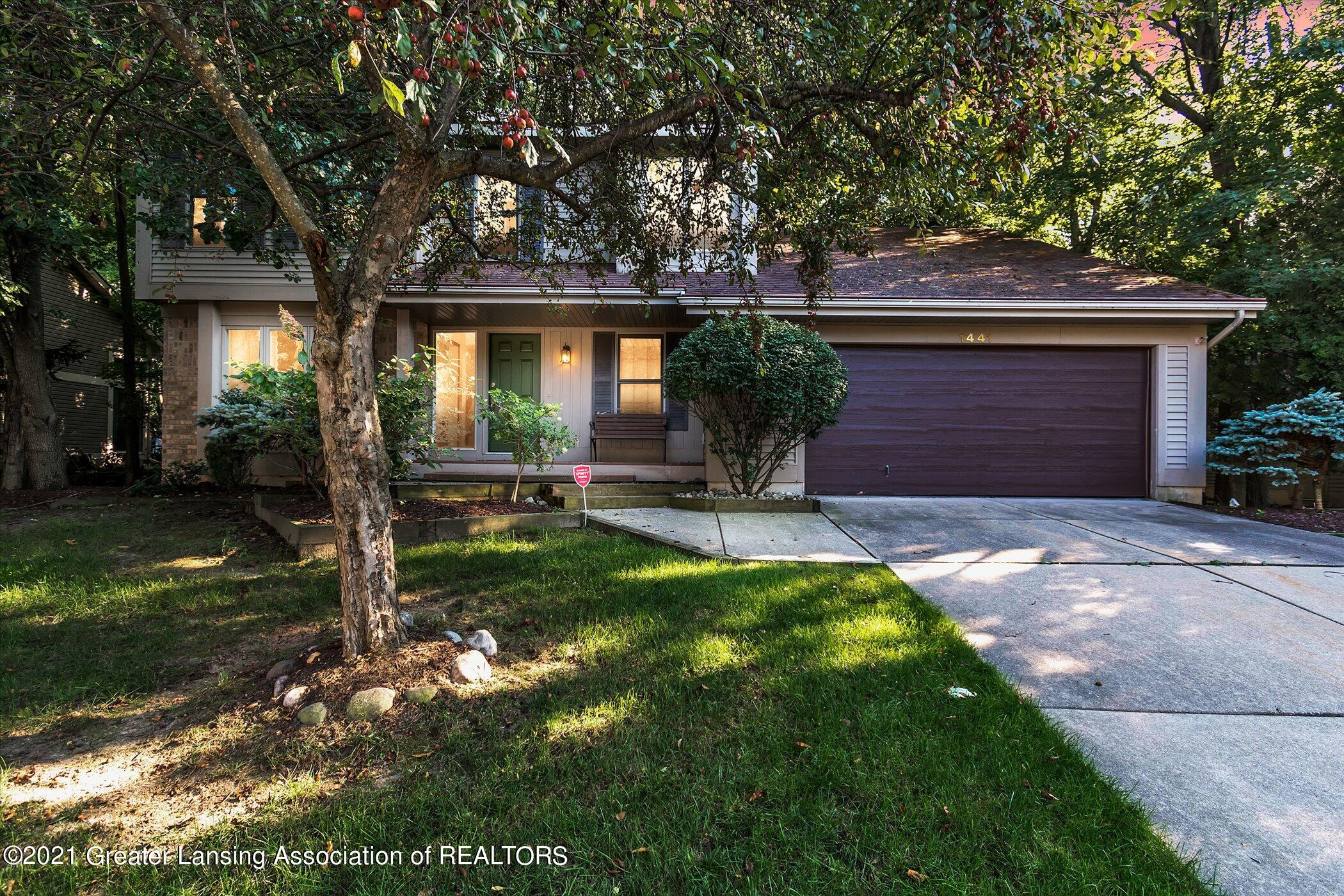 1441 Ivywood Dr - Front - 1