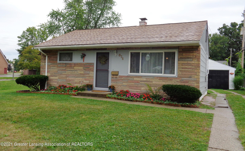 836 Maplehill Ave - maplehill front - 1