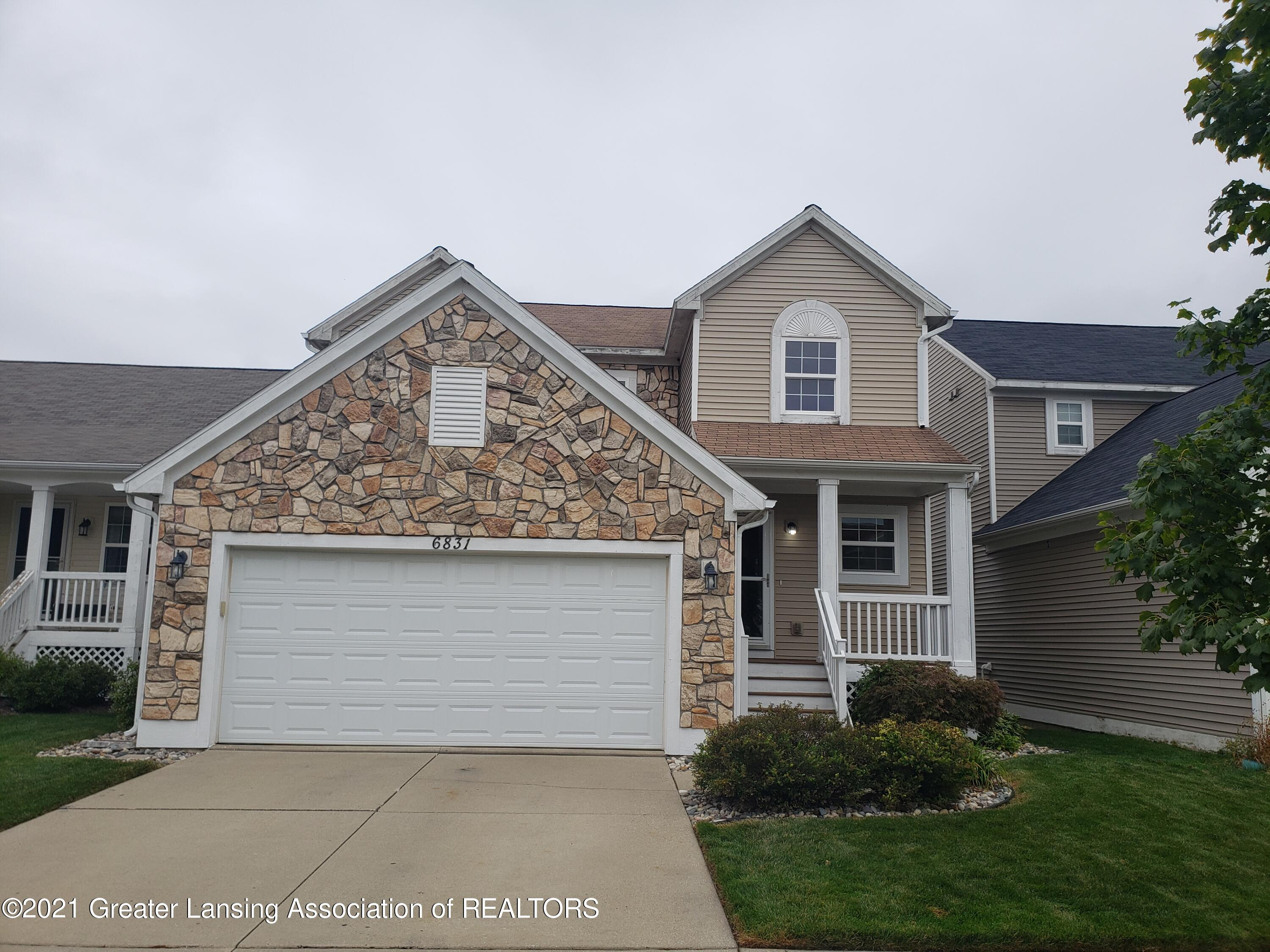 6831 Cotswald Dr - Front of House - 1