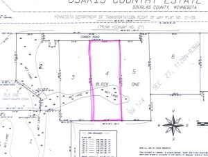 Lot 4 Bl 1 Osakis Country Estate, Osakis, MN 56360