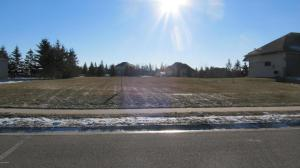 Ideal building lot with southerly exposure!