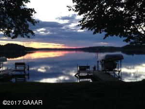 Dock & Boat Lift stay with property!