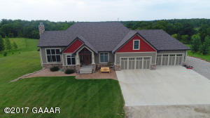 5396 Peaceful Lane NE, Carlos, MN 56319