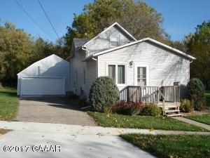 816 NE 2nd Street, Glenwood, MN 56334