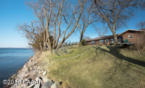 100' lakeshore on Lake Minnewaska. Minnesota's 13th largest lake at 8,050 acres. 1Level living rambler. 3 Bedrooms, 1.5 bath, fireplace, and more. Built 1996.
