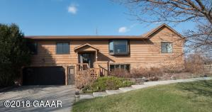 Welcome Home! 1.45 acres with Deeded Lake Access, just minutes from everything. Double Owner's Suites, 5 BD on Main Level. Addition gives loads of space. Detached double garage for all the toys.