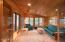 Upper level sitting room