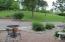 Nice paver patio.