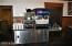 Soda & Coffee station in Buffet room.