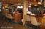 Access to the kitchen and all of the private party & meeting rooms.