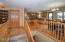 Hardwood oak floors, 6 panel oak doors!