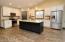 Beautifully done kitchen!