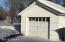 1 stall detached garage