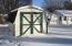 Nice Storage shed