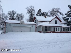 408 W Jackson Street, Parkers Prairie, MN 56361