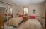 Lakeside bedroom.