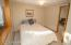 Bedroom 2 - great for guests and families of all ages.