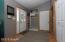 Very large with spacious hall closet