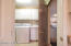 Laundry room & garage access from kitchen