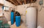 LL Service room-- 2015 softner, 2017 AC, RO, ready for infloor htg