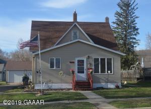409 1st Avenue NE, Glenwood, MN 56334