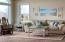 Mainfloor livingroom from kitchen