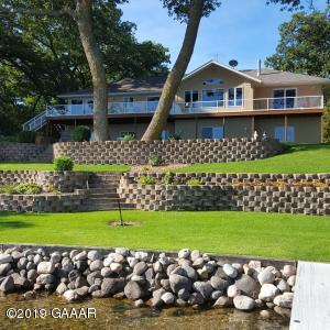Beautiful Lake Ida is calling you home! This home is perfect for entertaining, wonderfully maintained, great landscaping, gentle slope to lake.