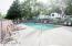 Heated swimming pool!