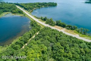 Great buildable lot! Just minutes to Alexandria. Have lake views and without the taxes. Fish year round, public access just down the road!