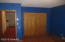 Lower Level Bedroom 3 with No Egress Window