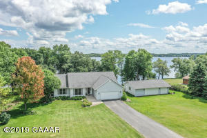 3761 W Mill Lake Road SW, Farwell, MN 56327