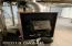 Wood Stove in the basement