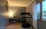 Space off the living room to make it whatever your family needs it to be! Playroom/Office/Exercise Space/Craft Room....