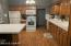 Plenty of cabinet and counter top space!