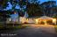 Inviting at night as well!! Come see this great property TODAY!