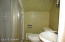 Upper level 3/4 bath