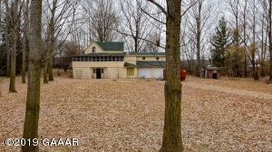 1.25 acre with compliant septic and well. Home is in disrepair. Repair or tear down.