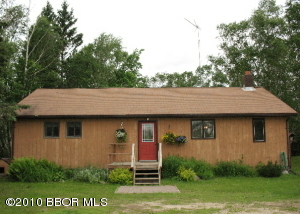 Beautiful Location on Ruffy Brook Creek. Just off of tar Co. Rd#3. Spacious well kept home with new stone tile in Kitchen and Dinning rooms! Large finished basement for entertaining or growing family! Just 25 min. to Bemidji!