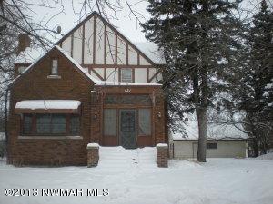 521 N Main Street, Mahnomen, MN 56557