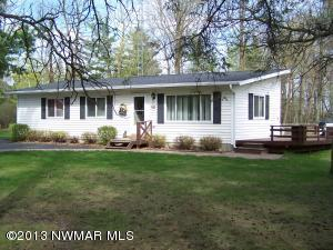 24578 Black Powder Road NE, Hines, MN 56647