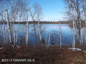 Silent Water Road NE, lot 2, Nebish, MN 56601