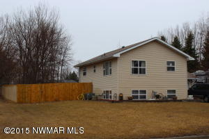 805 N MARK Avenue, Fosston, MN 56542