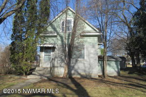 122 Red Lake Avenue NW, Bagley, MN 56621