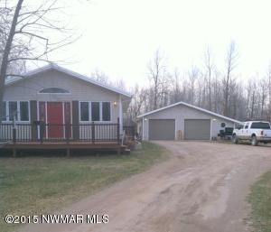 16453 N BLACKDUCK LAKE Road NE, Hines, MN 56647